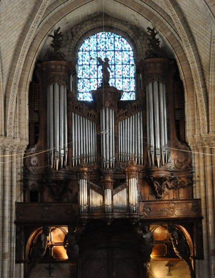 L'orgue de tribune