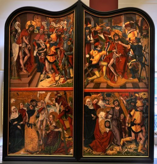 «Retable de la Passion du Christ»