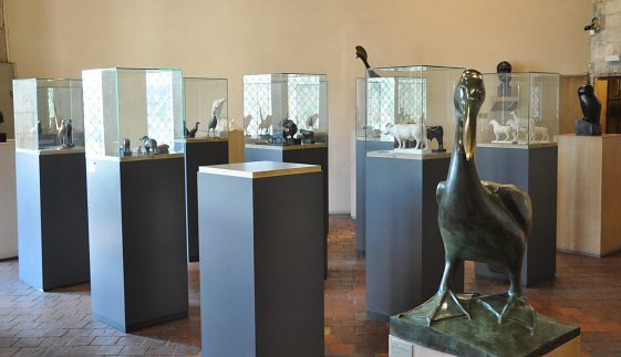 Sculptures d'animaux